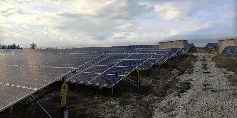 Karakuyu Solar Park for Else Energy, Turkey